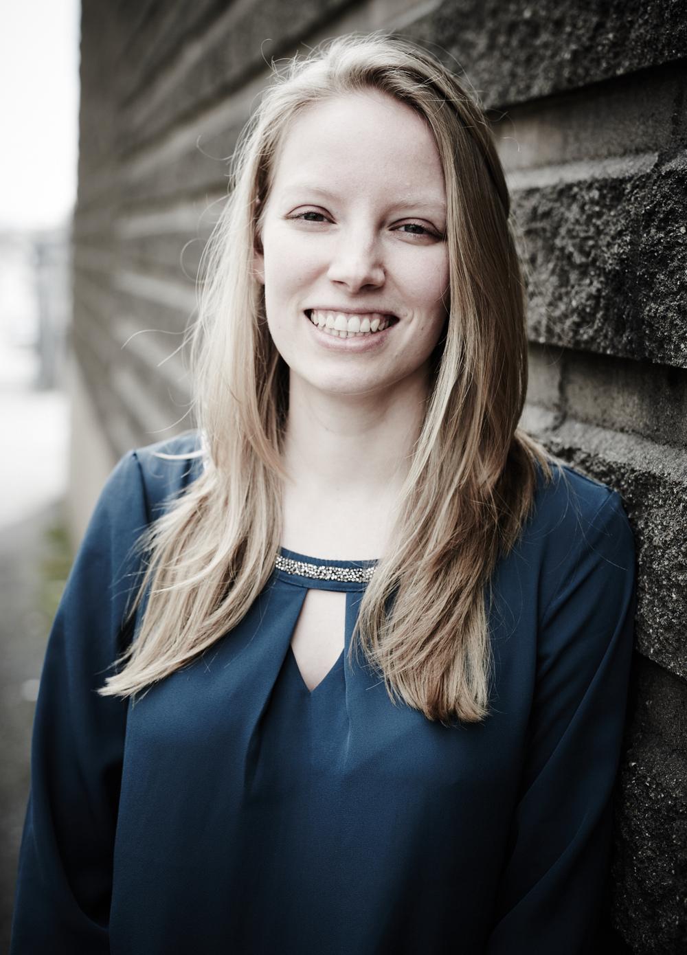 Prosthetist Brittany Pousett