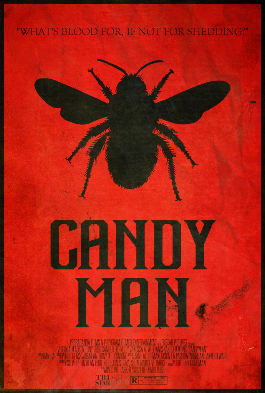Candyman 1992 A To Z Horror Horror Movie Reviews