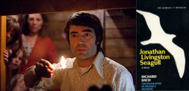 Ron Livingston? Johnathan Livingston Seagull? DOES NO ONE SEE THE CONNECTION HERE?
