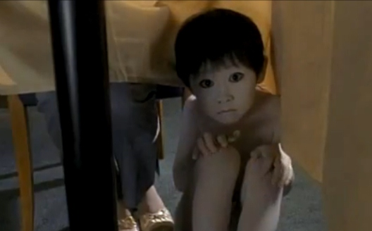 Except for maybe Toshio, who can seemingly go and do whatever the hell he wants as long as it's near a haunted person.