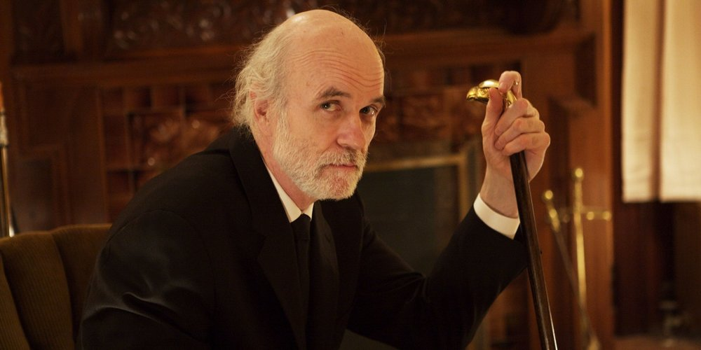 Noonan turns in a great performance as a strange and mysterious older gentleman.