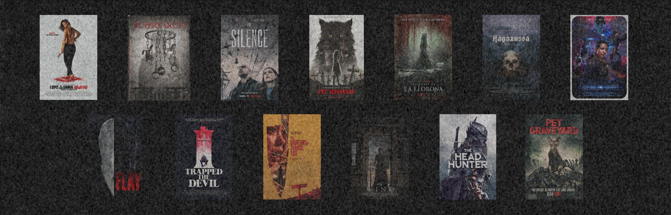 More Horror — A to Z Horror | Horror Movie Reviews