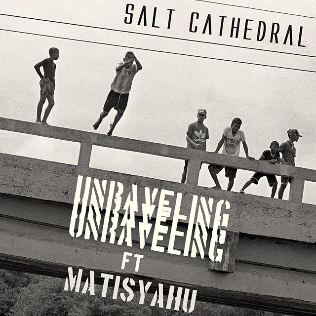 Check out the new release #unraveling with @saltcathedral that premiered today @billboard link in my profile