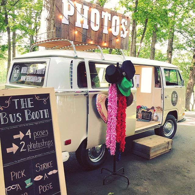 We're happy to support the Cindy Platt Boys & Girls Club of Transylvania County! We're down at Bent River Farm for their annual benefit dinner. We love being a part of events that support our communities! #thebusbooth #vwbusphotobooth #boysandgirlsclub #cindyplattbgc #bentriverfarm