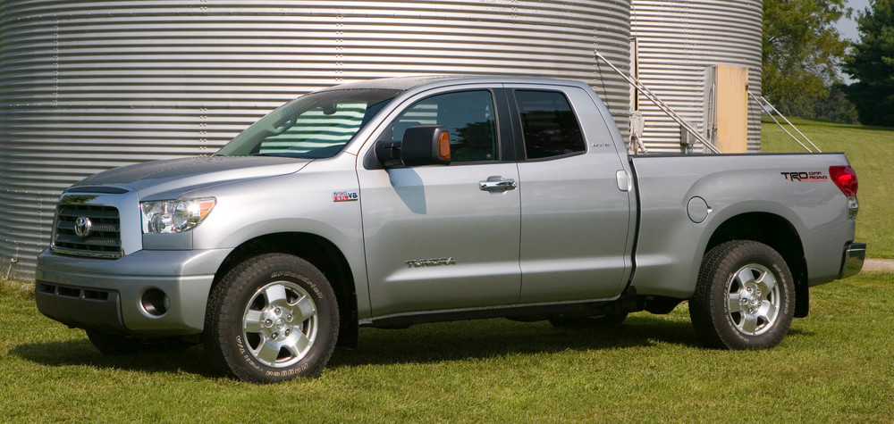 2007 Toyota Tundra Production Truck