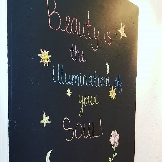 It is my goal to inspire our clients and to remind them not to be so hard on themselves. Fill yourself with goodness and love and your light will shine! #beautyisintheheart #beautyquotes #innerlove #justbejoyful #dontbesohardonyourself #youarebeautiful #beautyfromwithin #confidenceisbeauty #loveyourselfasyouare #shineon #glowfromwithin