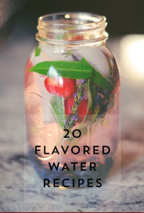 STAYING HYDRATED THIS SUMMER - Staying hydrated through out summer can be quite difficult at times, especially for those who don't like the 'boring' taste of water. This article is full of great ideas to help your water taste a little more exciting, plus its great for your waist line and it ups your daily vitamin intake. Cant get any better than that right?RECIPE HERE