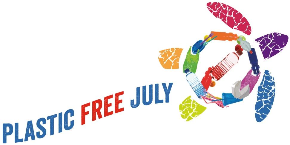 PLASTIC FREE JULY! - TAKE THE CHALLENGE -