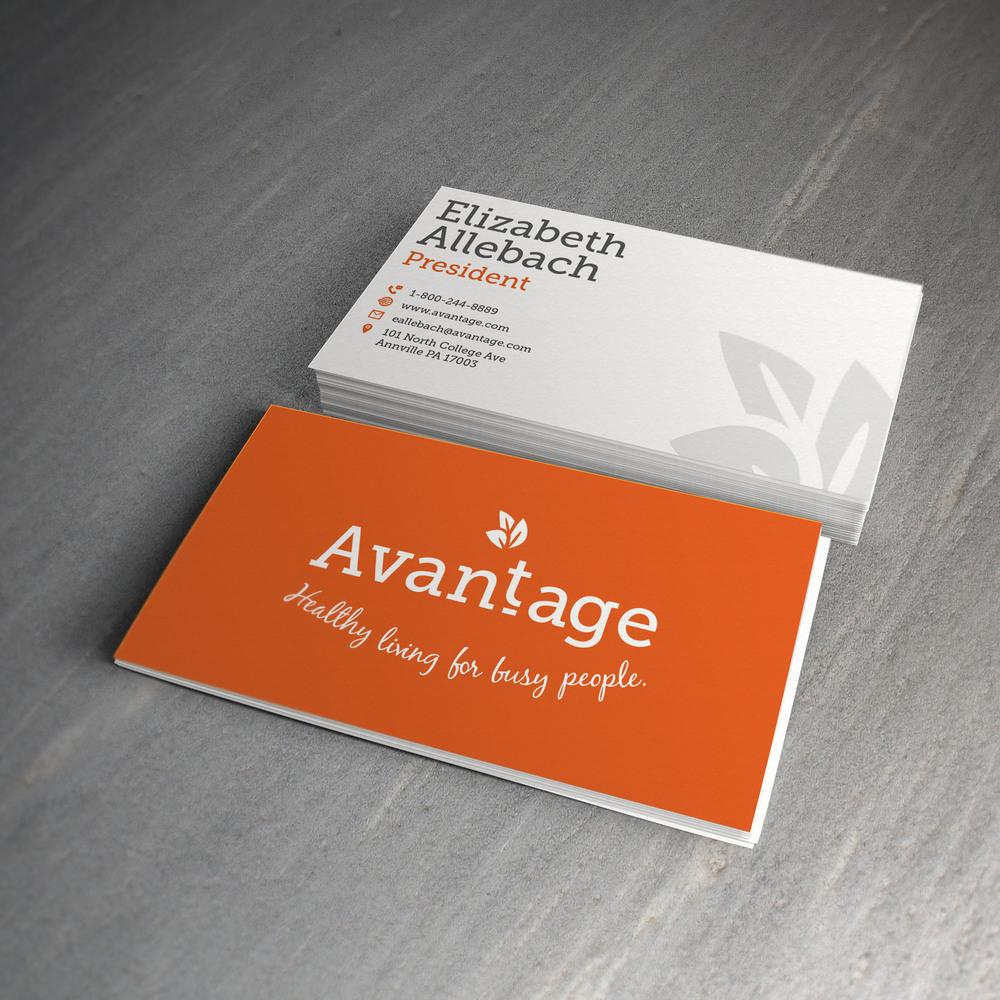Avantage Orange