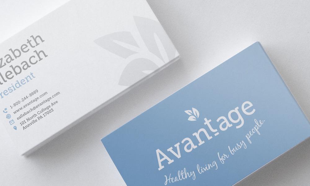Avantage Blue