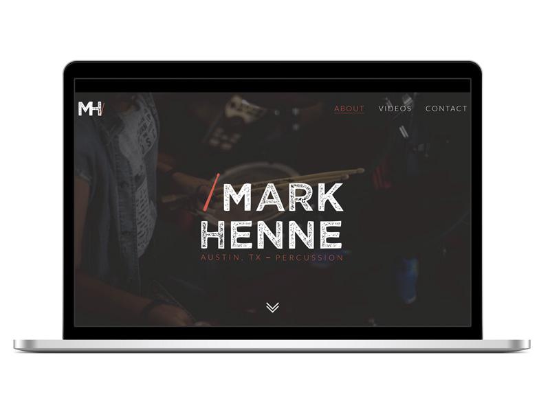 Mark Henne
