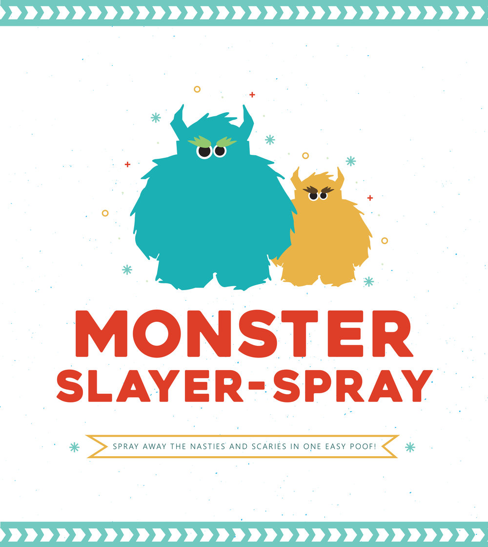 Elizabeth Allebach Monster Spray