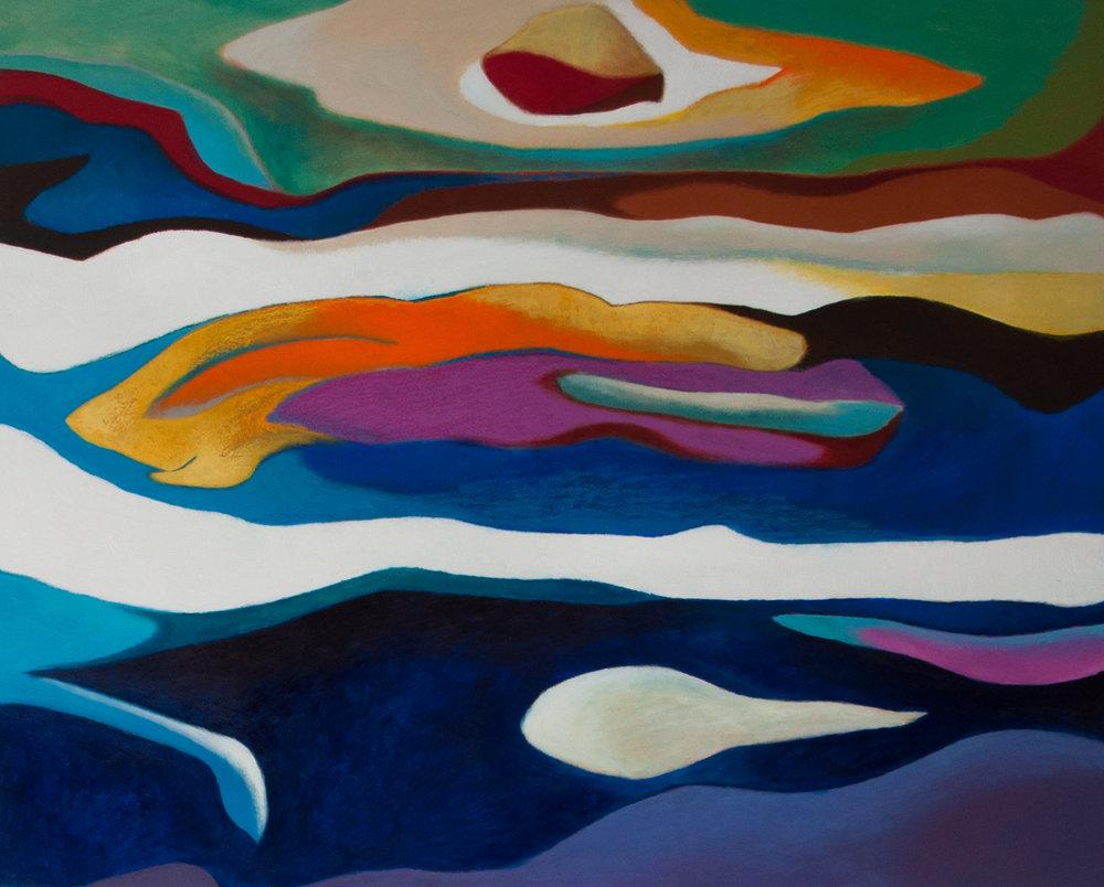 Technicoloured Landscapes 2