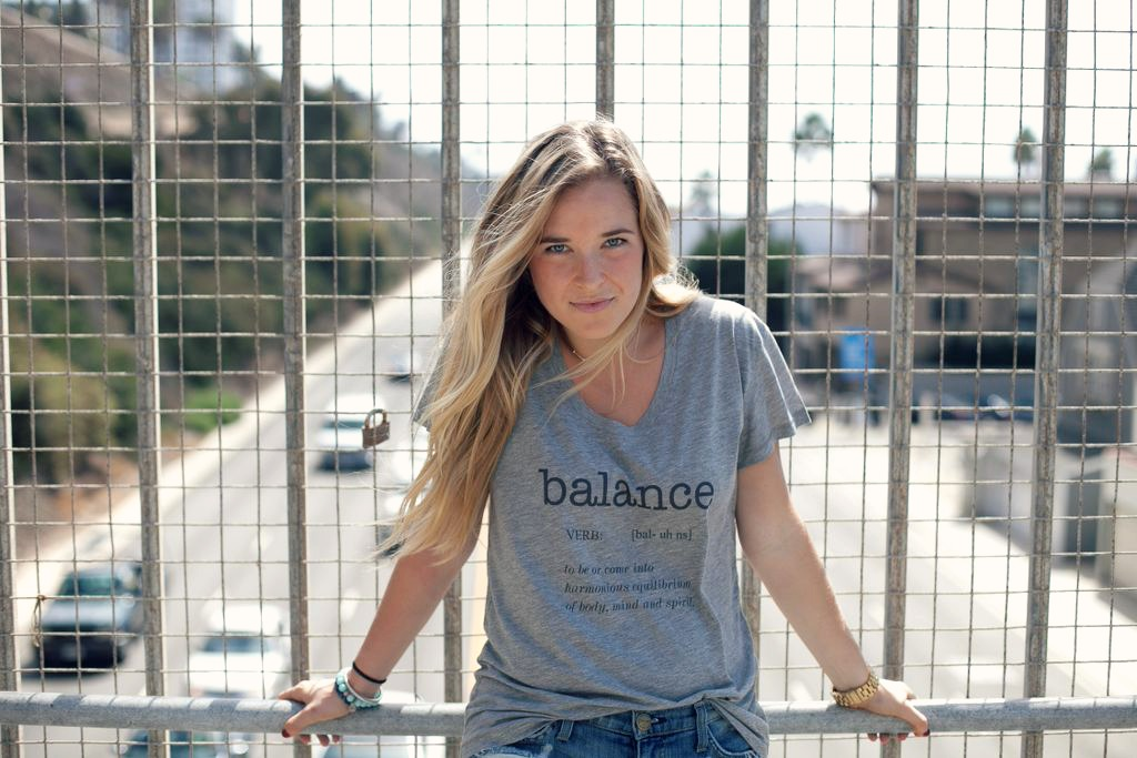 Jordan from The Balance Blonde