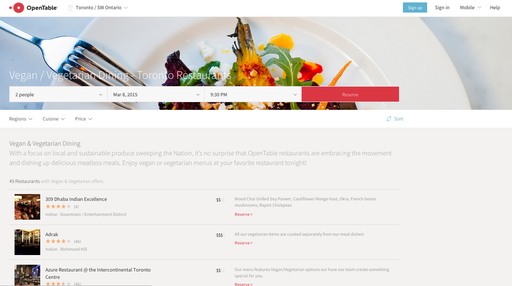 OpenTable-Toronto-Vegatarian-Restaurants