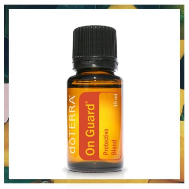 Learn about the benefits of On Guard essential oil