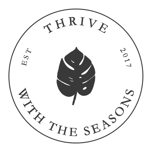 Thrive with the Seasons