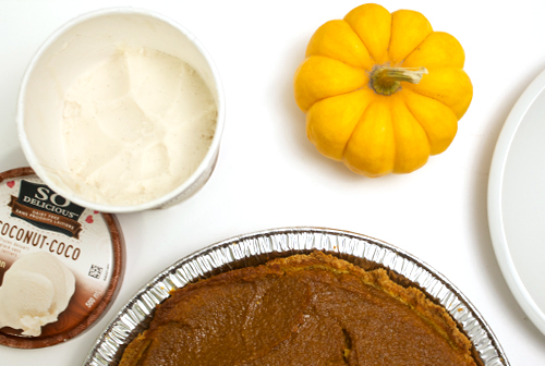 Vegan Pumpkin Pie by  Texanerin