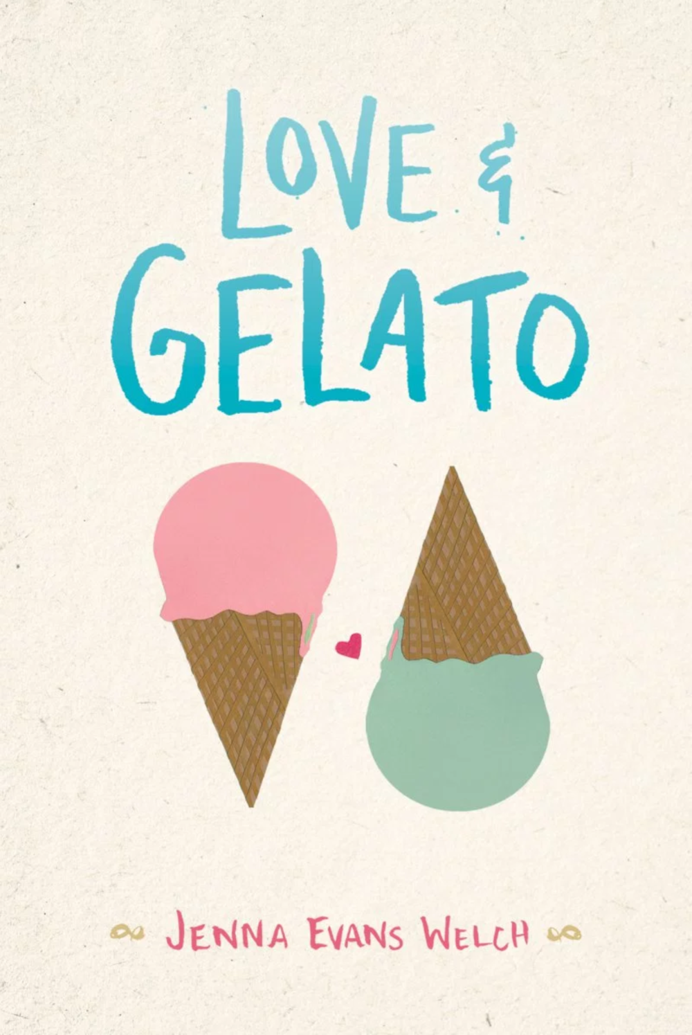 Love & Gelatoby Jenna Evans Welch PUBLISHED BY Simon Pulse, May 3, 2016 GENRES: Young Adult, Romance, Contemporary PAGES:400 FORMAT:Digital SOURCE:PURCHASED PACING: {4/5}