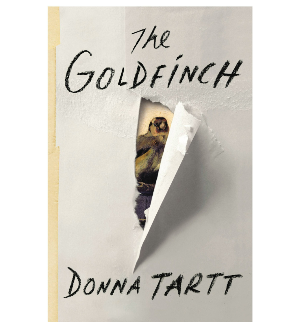 The Goldfinch BY DONNA TARTT PUBLISHED BY ALFRED A. KNOPF, SEPTEMBER 1922 GENRES: ADULT FICTION NOVEL, THRILLER, SUSPENSE, MYSTERY PAGES: 771 FORMAT: Hardcover SOURCE: PURCHASED PACING: {0/5}