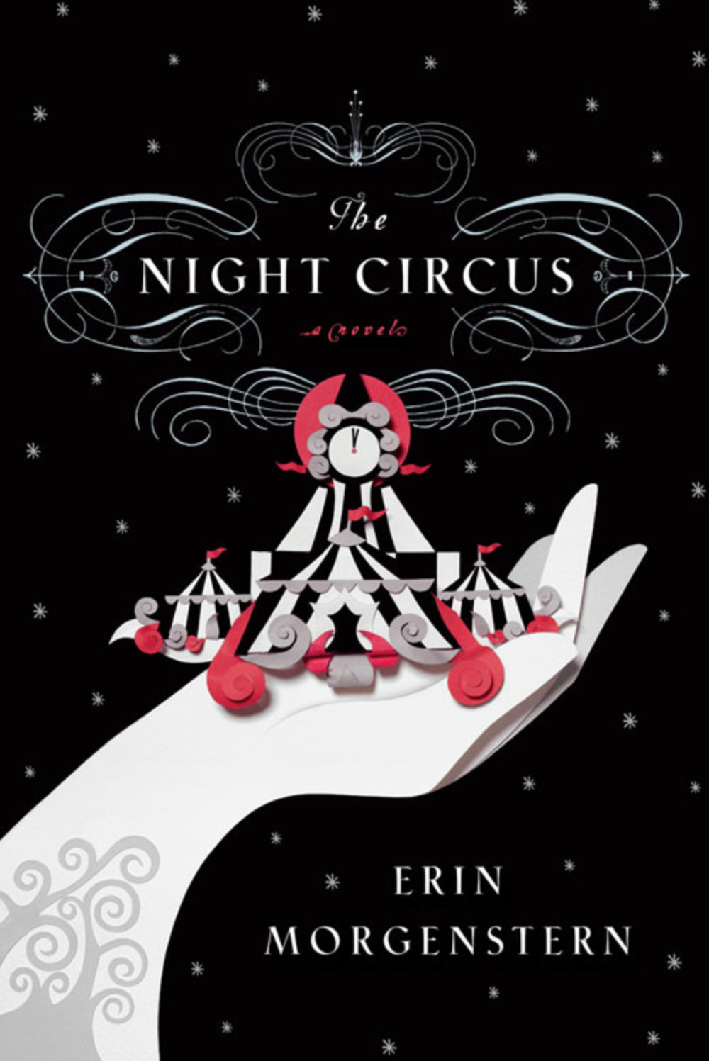 The Night Circus BY ERIN MORGENSTERN FIRST PUBLISHED BY ANCHOR, SEPTEMBER 13, 2011 GENRES: Fantasy, Adult Fiction, Romance, Historical Fiction PAGES: 512 FORMAT: Paperback SOURCE: PURCHASED PACING: {5/5}