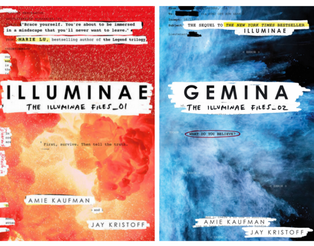 The Illuminae Files series