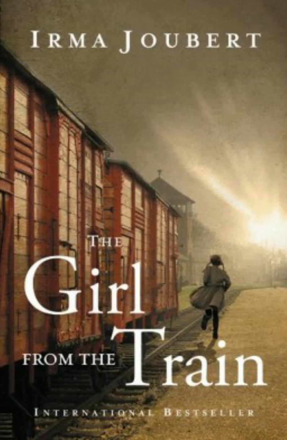 The Girl From the Train by Irma Joubert    PUBLISHED JANUARY 1, 2007   GENRES: YOUNG ADULT/ADULT FICTION, HISTORICAL FICTION   PAGES:   379   FORMAT:   PAPERBACK   SOURCE:   ARC   PACING: {3.5/5}