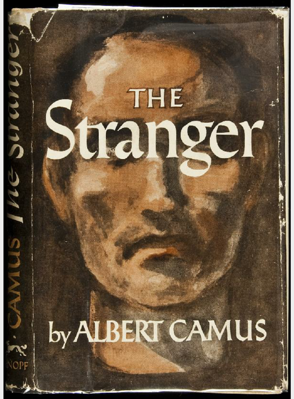 The Stranger by Albert Camus Original Title: L'E'tranger in PUBLISHED March 28, 1989 GENRE:  PAGES: 123 FORMAT : PAPERBACK SOURCE: Purchased PACING: {4/5}