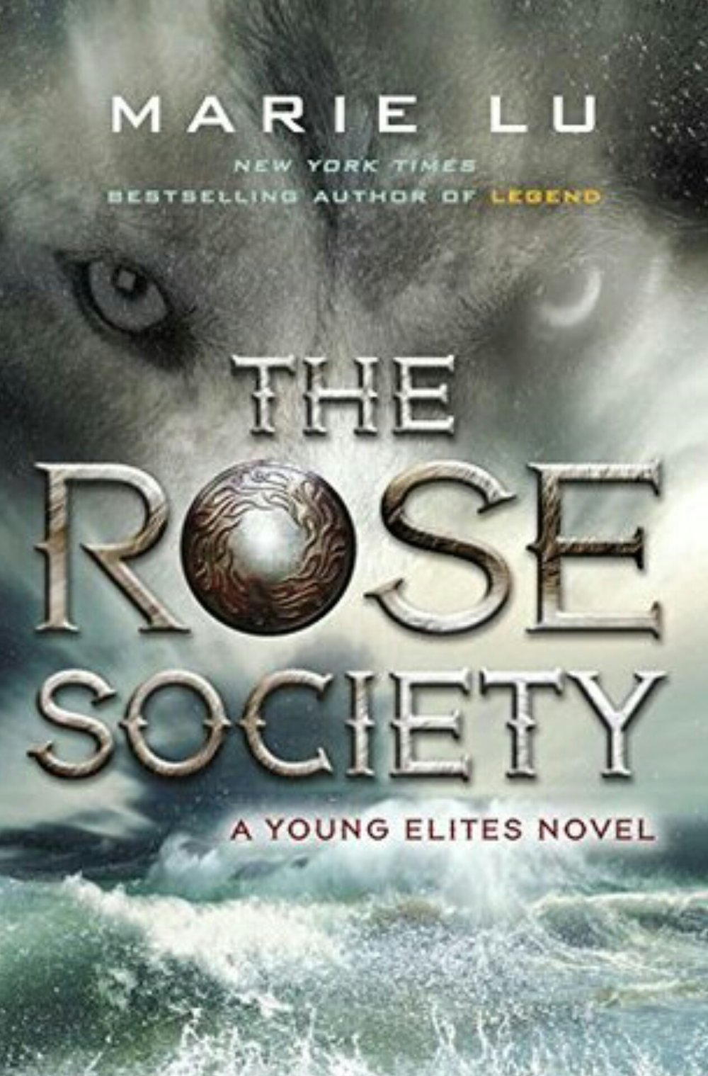 The Young Elites by Marie Lu PUBLISHED October 13, 2015 G.P. Putnam's Sons Books for Young Readers GENRE: Young Adult, High Fantasy PAGES: 398 FORMAT: PAPERBACK SOURCE: PURCHASED PACING: {5/5}