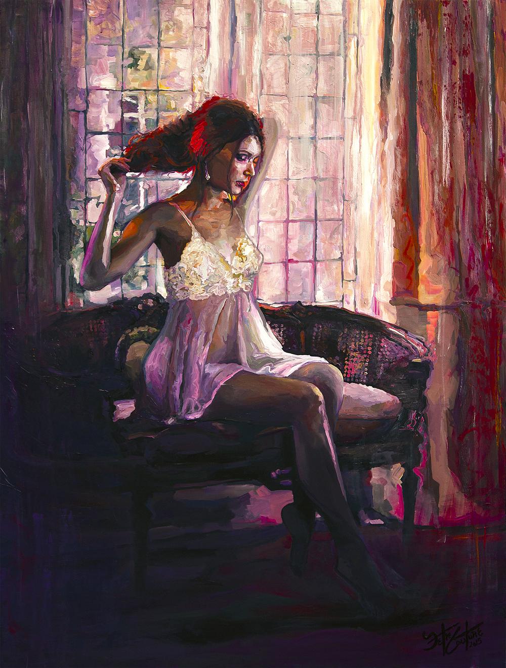 Portrait of Dahlia