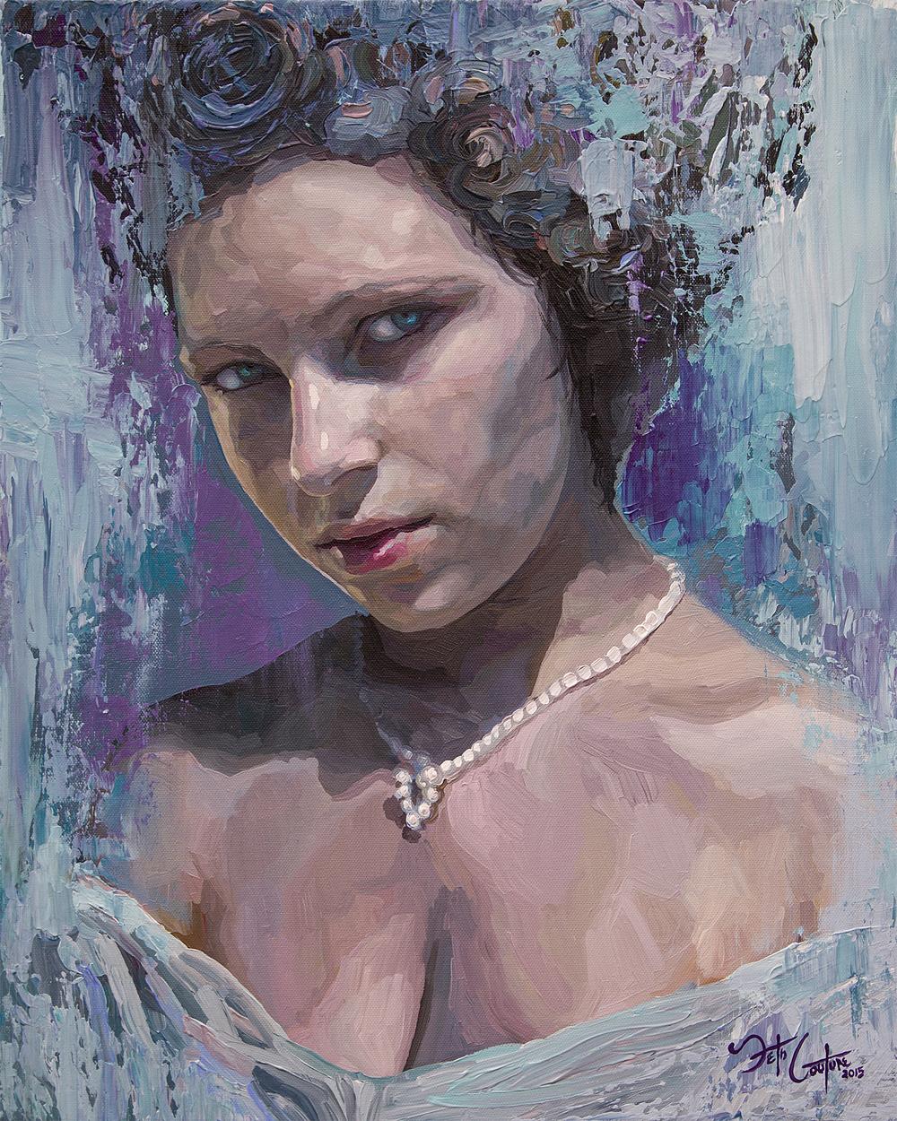 Portrait of Emeline