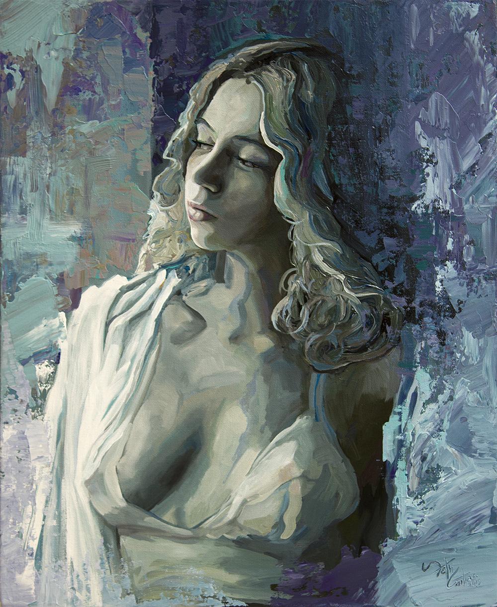 Portrait of Adalind