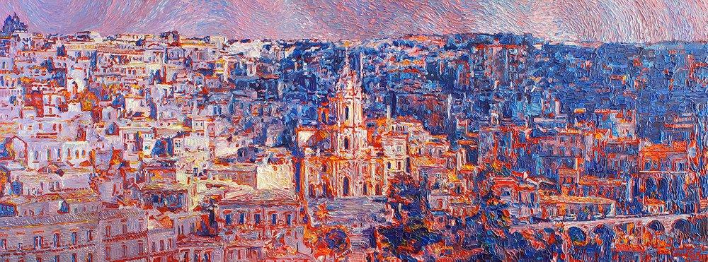 Mother of Modica, Duomo di San Giorgio, Sicily