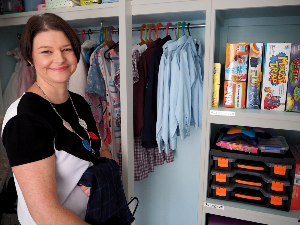 Amy Kennedy, Professional Organiser