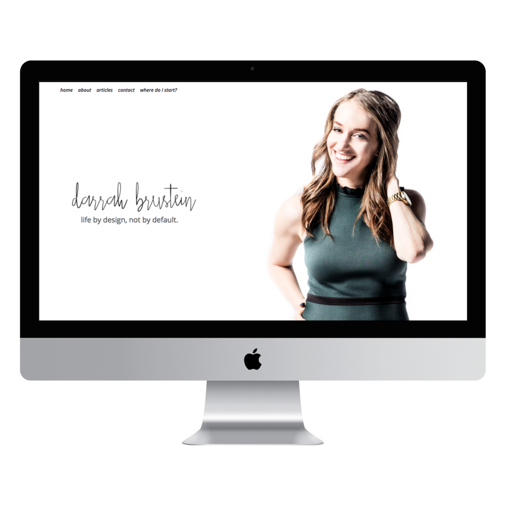 darrah brustein branding upgrade services
