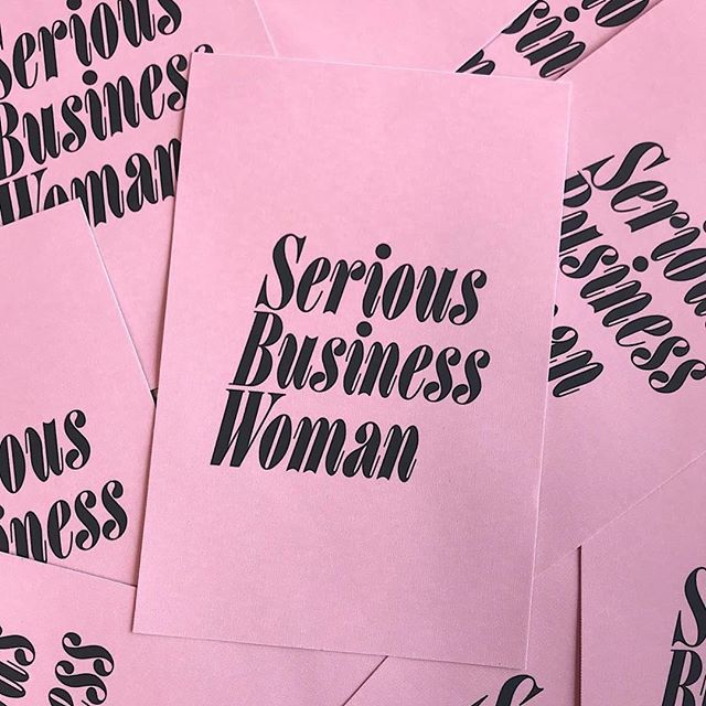 PSA: Even if it's pink and smells like Elle Woods' resume, it's still serious business. 💯 We hear too many women say 'it's just a little idea I have...' or 'it's not really a business, it's just kind of a thing I like to do on the side...' and that needs to STOP ✋🏻✋🏼✋🏽✋🏾✋🏿 Women makin' money is serious business, and don't let anyone tell ya differently. ✨ @shopbando