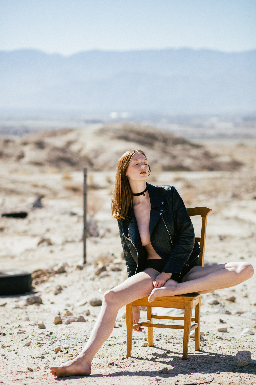 2015, Indio, CA, Model Natalie Fortman, MSA Models Los Angeles, MUA Jesse De' Ortiz, Styling Sana Nodelman.