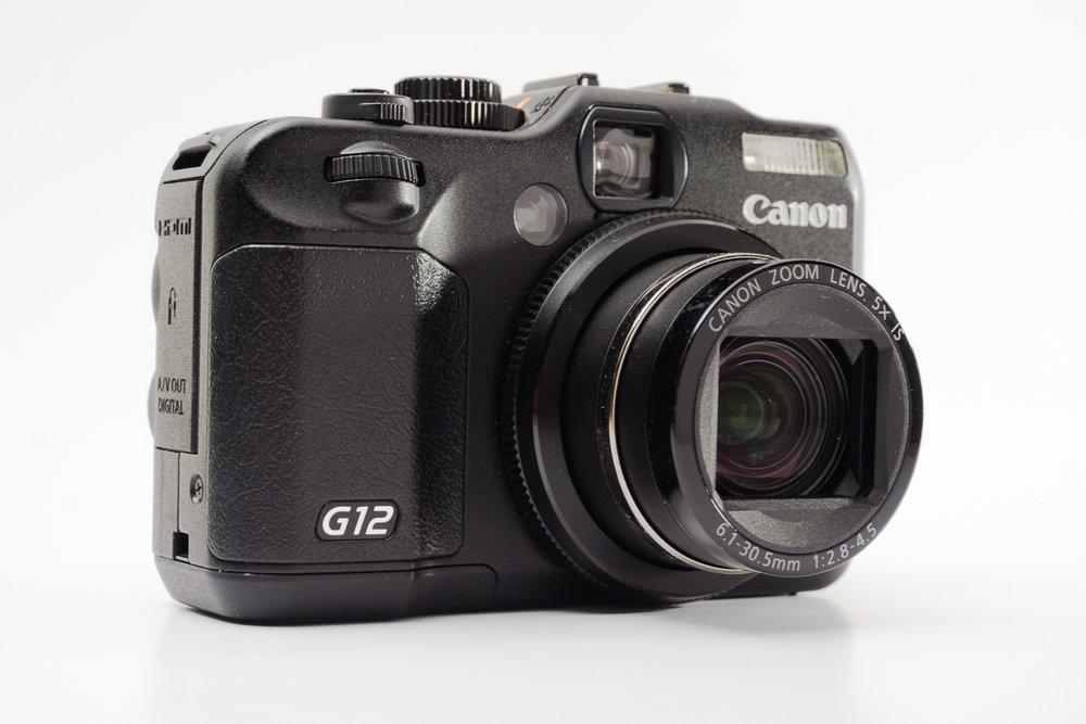Jun 2016, Canon G12 I put on eBay, Sony NEX-7 - (c) 2016 Steven Starr