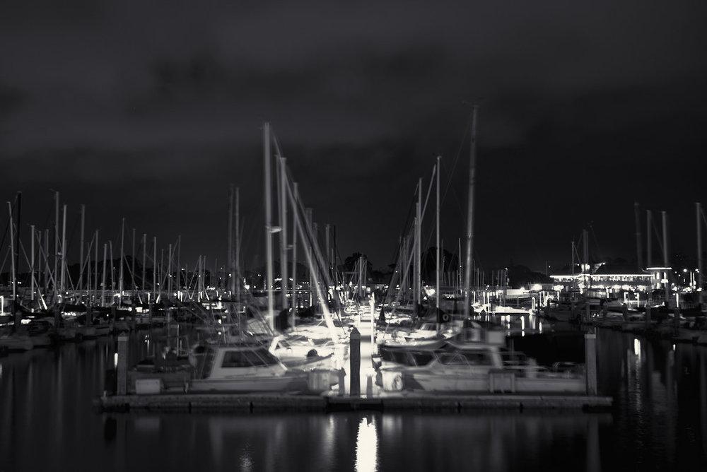 Old Fisherman's Wharf, Monterey, CA. Nikon D810 /Tamron 24-70. (c) 2017 - Steven Starr