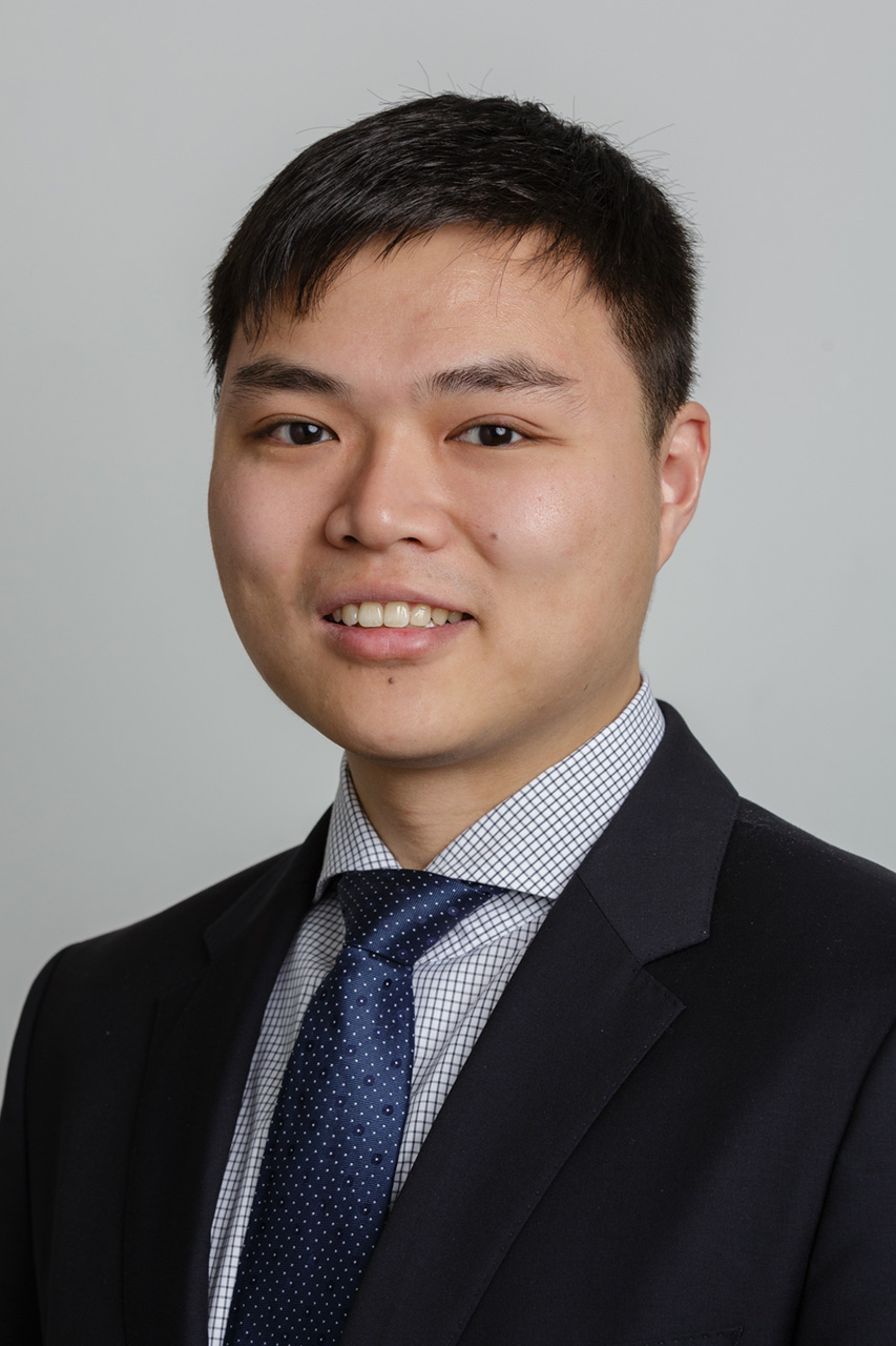 Henry Wu, Junior Associate