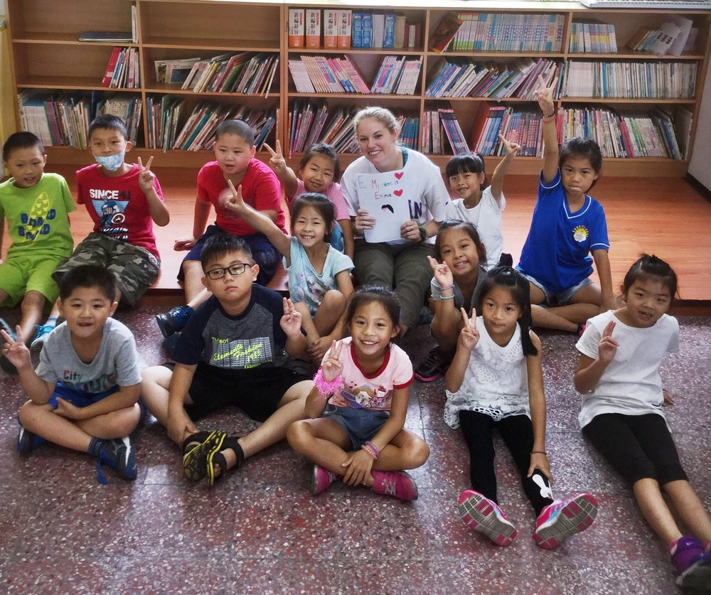 上岐國小 Kelly  1st week of school.jpeg