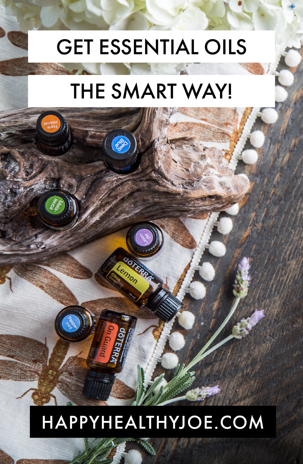 Get Essential Oils - the Smart Way! AKA How I Got Started With dōTERRA Essential Oils And You Should, Too
