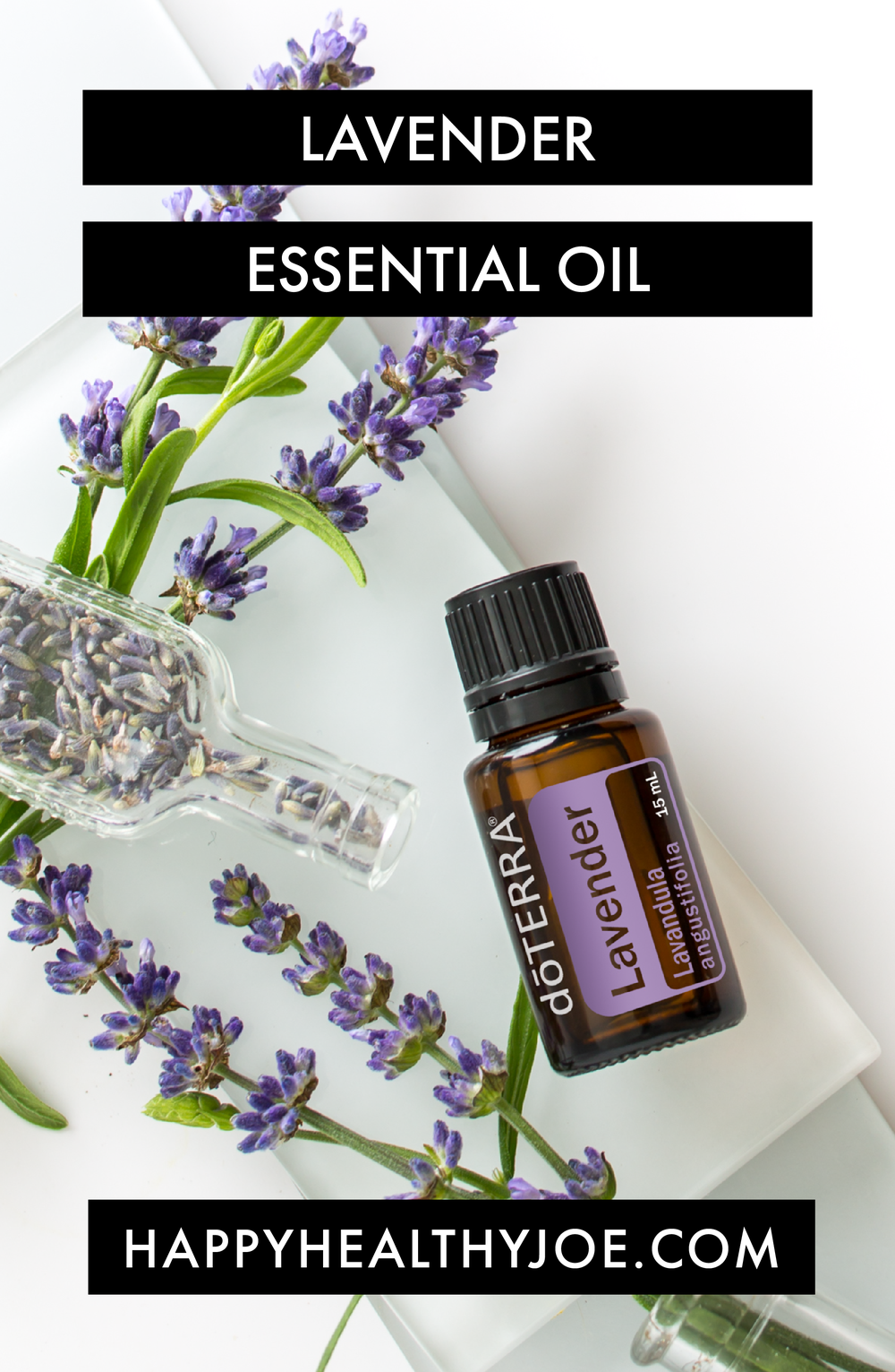 Top doTERRA Essential Oils For Fitness - Lavender Essential Oil