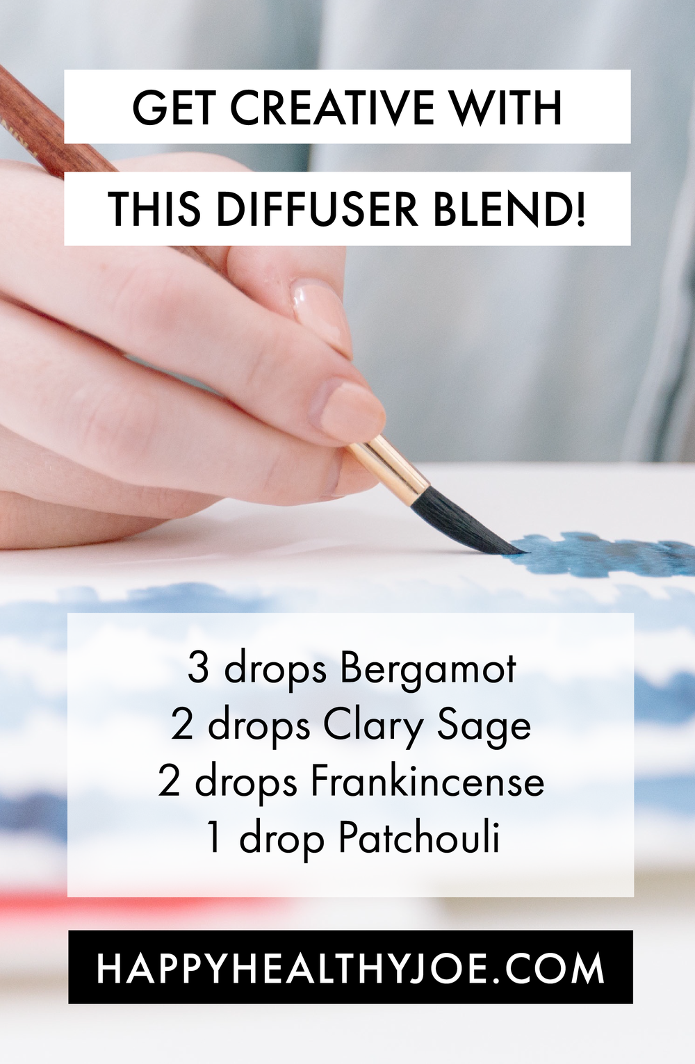 Get Creative With This doTERRA Essential Oil Diffuser Blend Happy Healthy Joe Integrative Health Coach