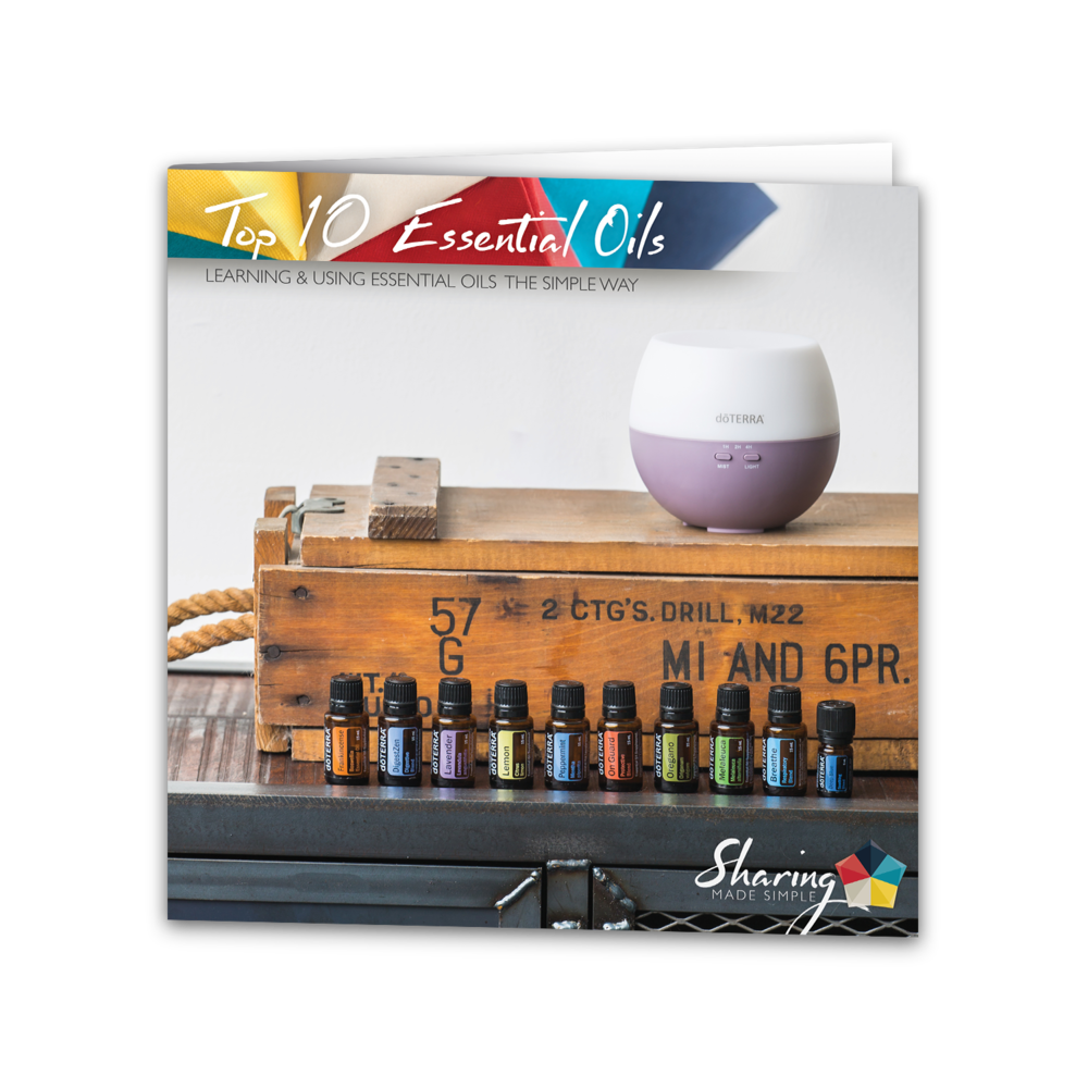 Happy Health Joe - Integrative Nutrition Coach - Top 10 doTERRA Essential Oil Guide