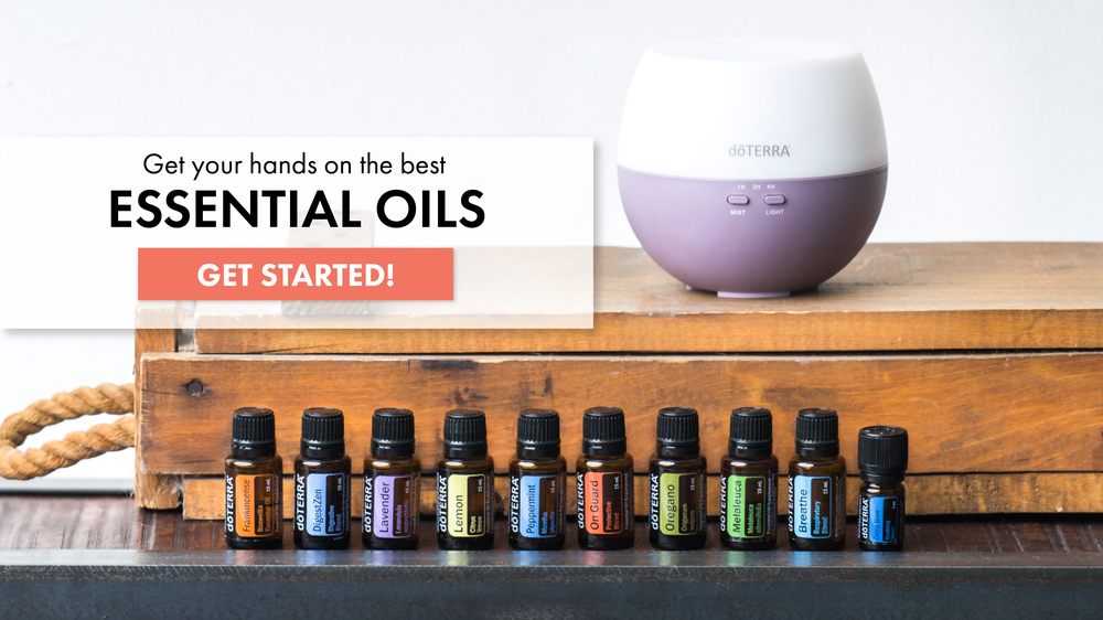 doTERRA Essential Oils | Events | Happy Healthy Joe | Certified Integrative Health Coach