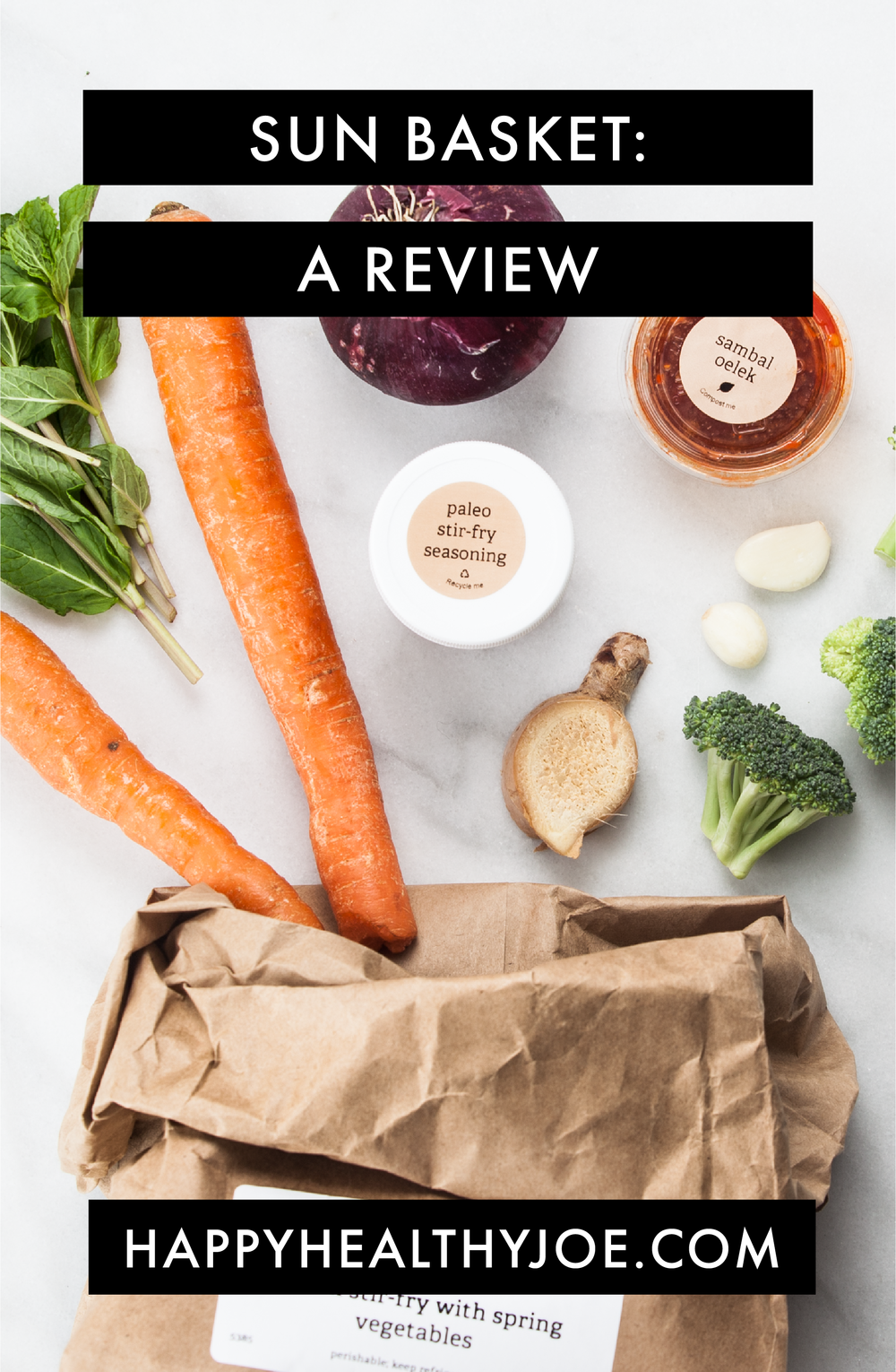 Sun Basket: A Review (The Best Whole30 Paleo Meal Delivery Service)