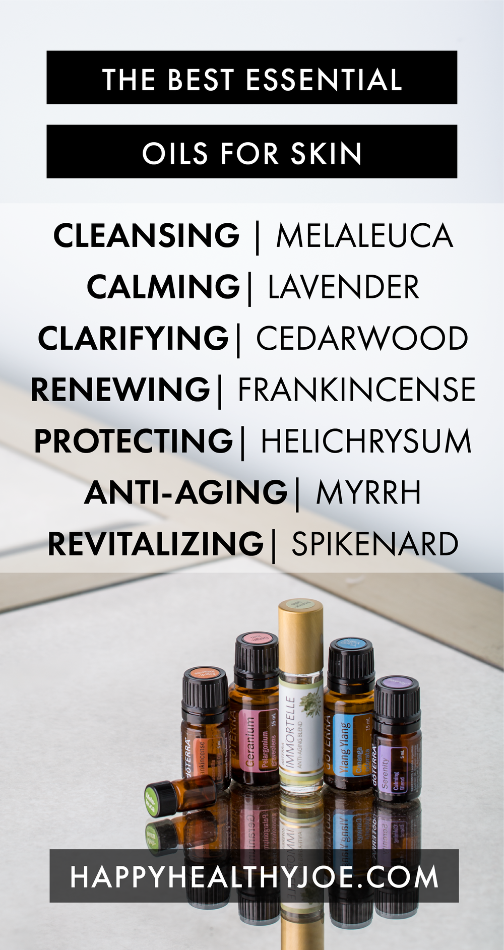 Pin me! - Save this essential oil infographic to Pinterest for easy reference!