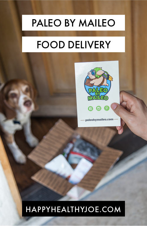 Paleo By Maileo: Paleo Food Delivery (A Review)