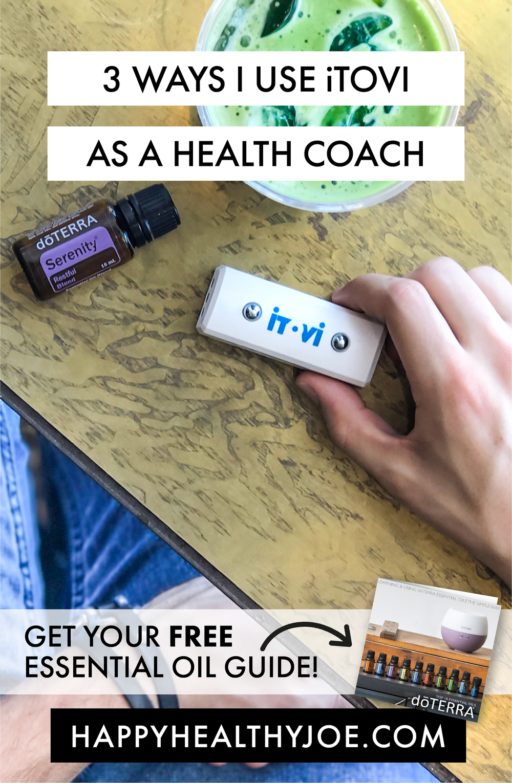 3 Ways I Use iTOVI As An Integrative Health Coach